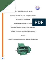 Resumen Basic of Ac Motors