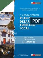 Guía Para El Cumplimiento de La Meta 38 Del Programa de Incentivos a La Mejora de La Gestión Municipal
