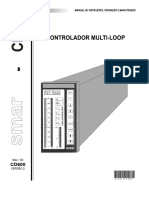 controlador multiloop cd600
