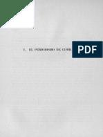 La Revolución Mexicana a Traves de Sus Documentos Fundamentales Tomo I
