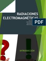Radiaciones Electromagnéticas Expo