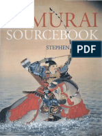 the Samurai Source Book