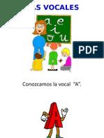 Ppt Las Vocales SIMPLIFICado