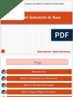 Electricité Industriel de Base