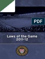 LAWS OF FUTSAL