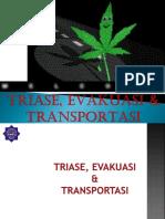Triage Evakuasi Transportasi 2