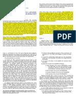 2. Tolentino vs. Leviste, 443 SCRA 274, G.R. No. 156118 November 19, 2004