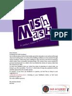 MishMash Nov I II
