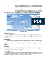 4 Cloud Physics & Atmospheric Stability
