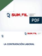 5. TIPOS de Contrato de Trabajo