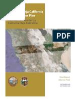 The 2008 Baja California Border Master Plan Disaster