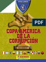 La Copa América de la Corrupción - Caso Odebrecht