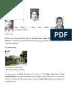 Historia de Las Hermanas Mirabal