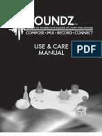 Zoundz Manual