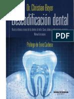 Descodificacion dental