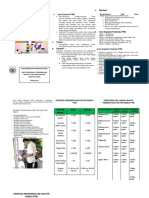Apa Posbindu PTM Sebuah Leaflet