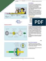 Manual Unidad Engranaje Planetario Transeje Estructura Funcionamiento Frenos Embragues Sobremarcha Tipos Clasificacion