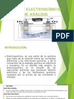 Método Electroquímicos de Análisis Qumica (1)