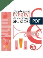 Entrenamiento Musical 3