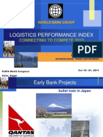 Logistics Performance Index Provided by the World Bank 02
