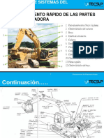 DESCRIPCION EXCAVADORA HIDRAULICA