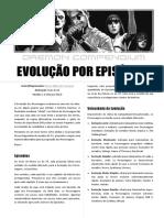 Sistema Daemon - Regra Alternativa - Evolução por Episódios