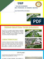 parque Industrial Tecno Ecologico