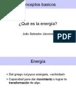 Economía de la energía
