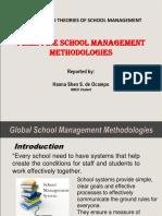 principles of school management