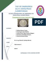 Conserva de Aguaymanto y Piña