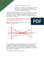 Measuring Negative Focal Lengths