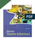 Tata Sutabri - Konsep Sistem Informasi