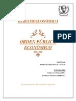 Orden Publico 2017, Arraztoa
