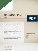 Marginalist