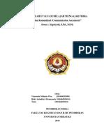 Asesmen Melalui Komunikasi Personal