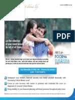 SBI Life Poorna Suraksha Brochure