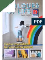 Nippon Paint Colour Card