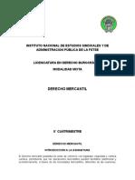 2 Derecho Mercantil Temas i Al v 8o