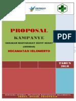 Proposal Keg. Kampanye Germas-plan 1