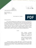 Žalba USKOK-a protiv presude Zdravku Mamiću