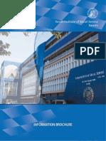 XISS Information Brochure