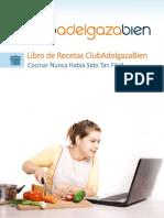 03 - Libro de Recetas Club Adelgaza Bien