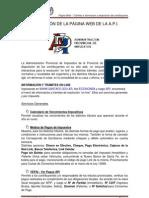 Web API - Resumen