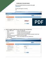 Panduan Efilling Pajak-PDF Version