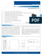 It Ips 205g Iu Gf 4 Poe Datasheet - SWITCH ETHERNET POE INDUSTRIAL
