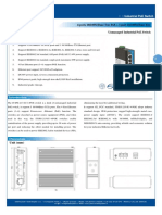It Ips 215 Iu 4 Poe Datasheet - SWITCH ETHERNET POE INDUSTRIAL