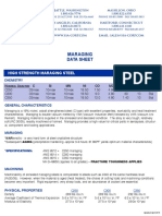 Data Sheet Maraging.pdf