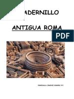 Cuadernillo Roma