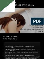 12. Dr. Herbert Situmorang, SpOG-(K)FER - Hyperemesis Gravidarum