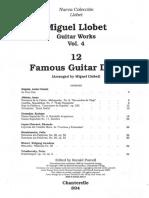 Enrique Granados - Valses Poeticos (2 Guitarras)